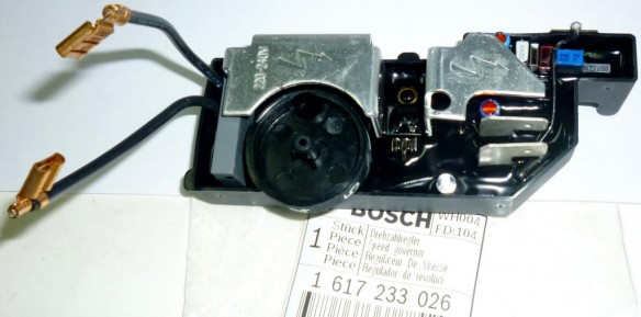 BOSCH GSH GBH 5 10 11 ELEKTRONIKA REGULATOR MODUŁ